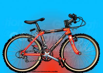 1991 – Trek 8700 Composite