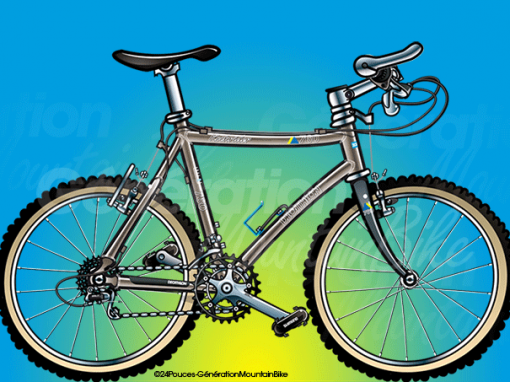1995 – Decathlon Rockrider 760 Ti