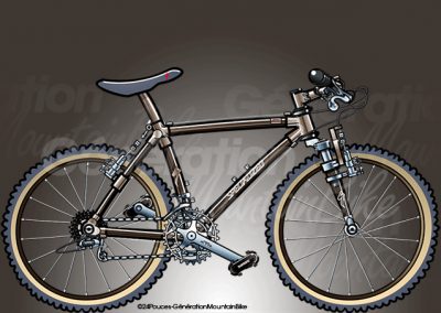 1995 – Specialized Epic Ultimate